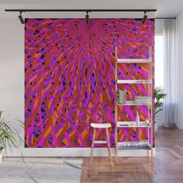 rise and fall Wall Mural