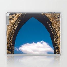 Castle Window Arch Laptop & iPad Skin
