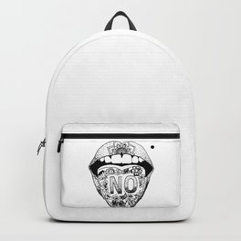 SAY NO Backpack