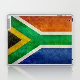 Flag of the Republic of South Africa Laptop & iPad Skin