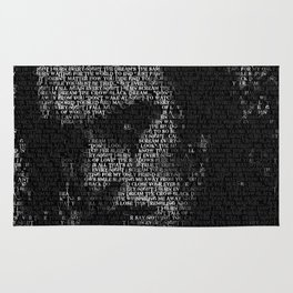 Eric Draven: The Crow Rug