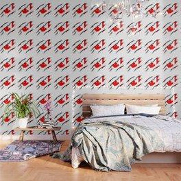 Canada Shredding Wallpaper