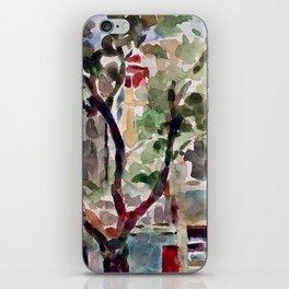 Brooklyn Brownstones iPhone Skin