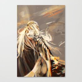 Party King Canvas Print