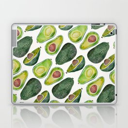 Avocado Slices Laptop & iPad Skin