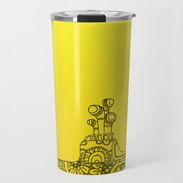 Yellow Submarine Solo Travel Mug