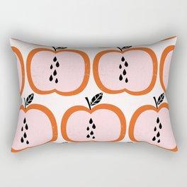 Apple Pattern 1 Rectangular Pillow