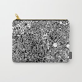Cell Art Carry-All Pouch