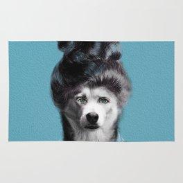 HUMAN DOG Rug