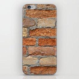 Venetian Bricks No 1 iPhone Skin