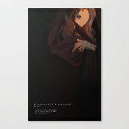 Deceiver Canvas Print