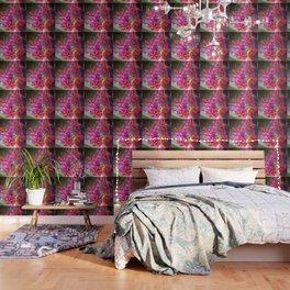 Floral summer joy Wallpaper