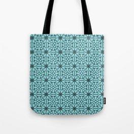 Island Paradise Lace Tote Bag