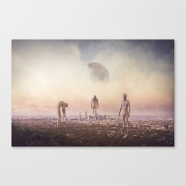 Sentinels Canvas Print