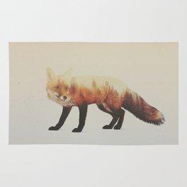 Veluwe V2: Fox Rug