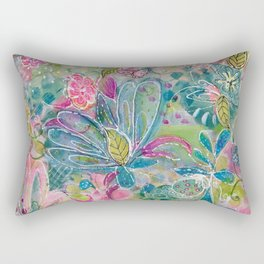 Jigglypuff Rectangular Pillow