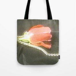 LOVE CHAIN Tote Bag