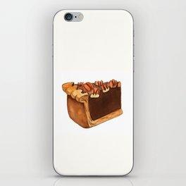 Pecan Pie Slice iPhone Skin
