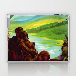 Earth - Your Oasis in Space Laptop & iPad Skin