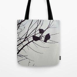 Three birds Tote Bag
