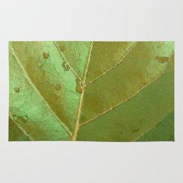 Sea Grape Leaf Rug