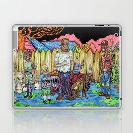King of the Propane Laptop & iPad Skin