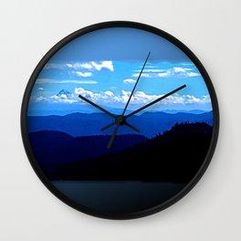 Hood and Adams Wall Clock