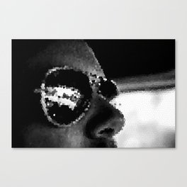 Ray Who? Canvas Print