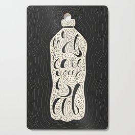 Hydrate Yourself Cutting Board