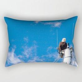 Scuze Me? Rectangular Pillow