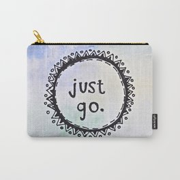 puerta project: just go  Carry-All Pouch