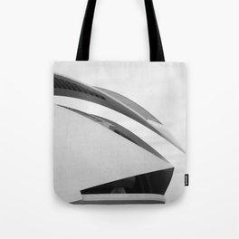 C A L A T R A V A   architect   City of Arts and Sciences Tote Bag