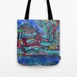FOREST OF THE DEAD Tote Bag