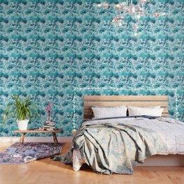 Ocean Splash IV Wallpaper