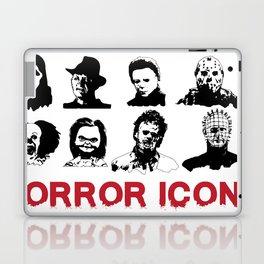 hORROR iCONS Laptop & iPad Skin