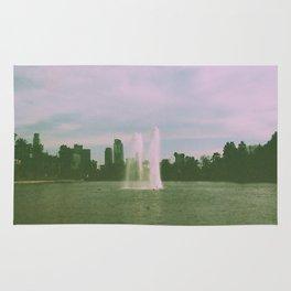 Echo Park Lake Rug