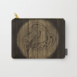 Horse Shield Carry-All Pouch