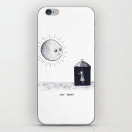 Don't Sunshine On My Rain Parade iPhone Skin