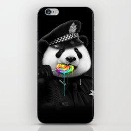 LOLLYPOP COP iPhone Skin