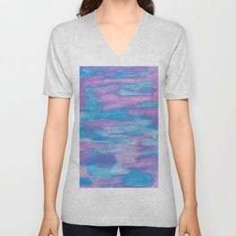 Oceans and Sky Unisex V-Neck
