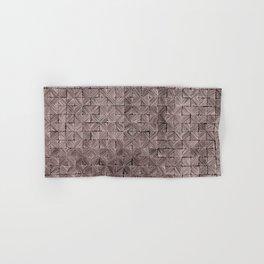 Ink Stitch: Rose Gold Hand & Bath Towel