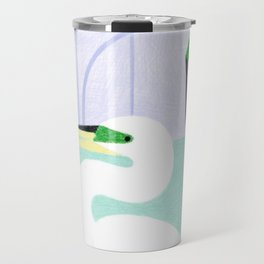 Egrets Travel Mug