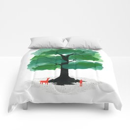 Man & Nature - The Tree of Life Comforters