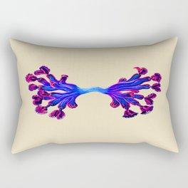 Ernst Haeckel Revisited Rectangular Pillow
