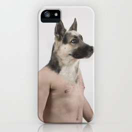 Therianthrope - Dog iPhone Case