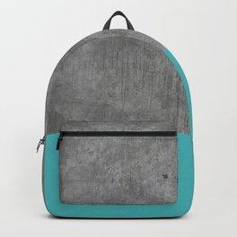 Concrete x Blue Backpack