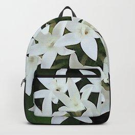 White Verbena Backpack