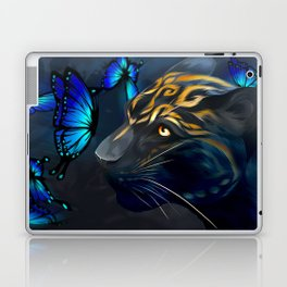 Beautiful Beast Laptop & iPad Skin