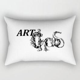 ArtChaos Rectangular Pillow
