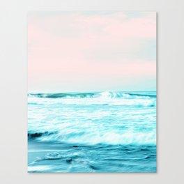 Sun. Sand. Sea. #society6 #decor #buyart Canvas Print